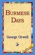 Cover of Burmese Days