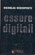 Cover of Essere digitali