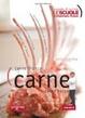 Cover of Carni bianche e rosse. La scuola di cucina del Gambero Rosso