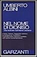 Cover of Nel nome di Dioniso