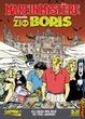 Cover of Martin Mystère presenta Zio Boris