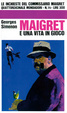 Cover of Maigret e una vita in gioco