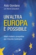 Cover of Un'altra Europa è possibile