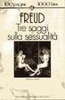 Cover of Tre saggi sulla sessualità