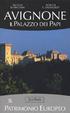 Cover of Avignone e il palazzo dei Papi