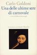 Cover of Una delle ultime sere di carnovale
