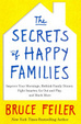 Cover of The Secrets of Happy Families
