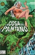 Cover of La Cosa del Pantano #3
