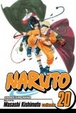 Cover of Naruto, Volume 20