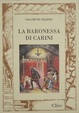 Cover of La baronessa di Carini