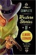 Cover of The Complete Western Stories of Elmore Leonard