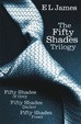 Cover of The Fifty Shades Trilogy