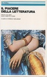 Cover of Il piacere della letteratura
