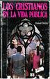 Cover of Los Cristianos En La Vida Pública