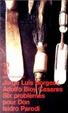 Cover of Six problèmes pour don Isidro Parodi