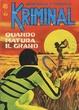 Cover of Kriminal n. 48