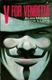 Cover of V de VENDETTA
