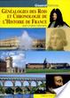 Cover of GENEALOGIE DES ROIS ET CHRONOLOGIE DE L'HISTOIRE DE FRANCE