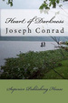 Cover of Heart of Darkness Joseph Conrad