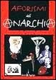 Cover of Aforismi dell'anarchia