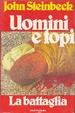 Cover of Uomini e topi - La battaglia