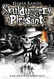 Cover of Skulduggery Pleasant