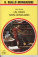 Cover of Un caso non concluso