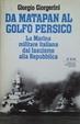 Cover of Da Matapan al Golfo Persico
