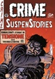 Cover of Crime SuspenStories vol. 4