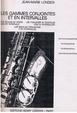 Cover of Les gammes conjointes et en intervalles