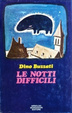 Cover of Le notti difficili