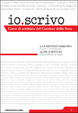 Cover of Io scrivo - Vol. 1
