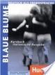 Cover of Blaue Blume. Kursbuch. Italienische Ausgabe.