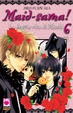 Cover of Maid-sama! vol. 6