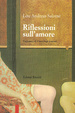 Cover of Riflessioni sull'amore