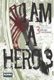 Cover of I am a hero #3