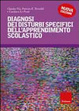 Cover of Diagnosi dei disturbi specifici dell'apprendimento scolastico