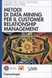 Cover of Metodi di data mining per il CRM