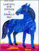 Cover of L'artista che dipinse il cavallo blu