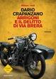 Cover of Arrigoni e il delitto di Via Brera