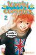 Cover of Lovely Complex vol. 2