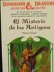 Cover of El misterio de los antiguos