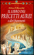 Cover of Il libro dei precetti aurei e altri frammenti