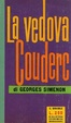 Cover of La vedova Couderc