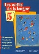 Cover of Les outils de la langue, 5e