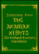 Cover of Selections from the Arabian Nights Sir Richard Burton's Translation