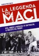 Cover of La leggenda di Maci