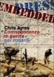 Cover of Corrispondenza di guerra per codardi