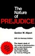 Cover of The Nature of Prejudice