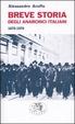 Cover of Breve storia degli anarchici italiani